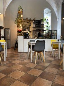 Cherubinowy Wędrowiec Cafe in Breslau