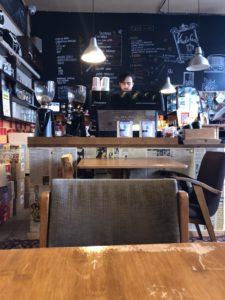 Kawalerka Cafe in Breslau