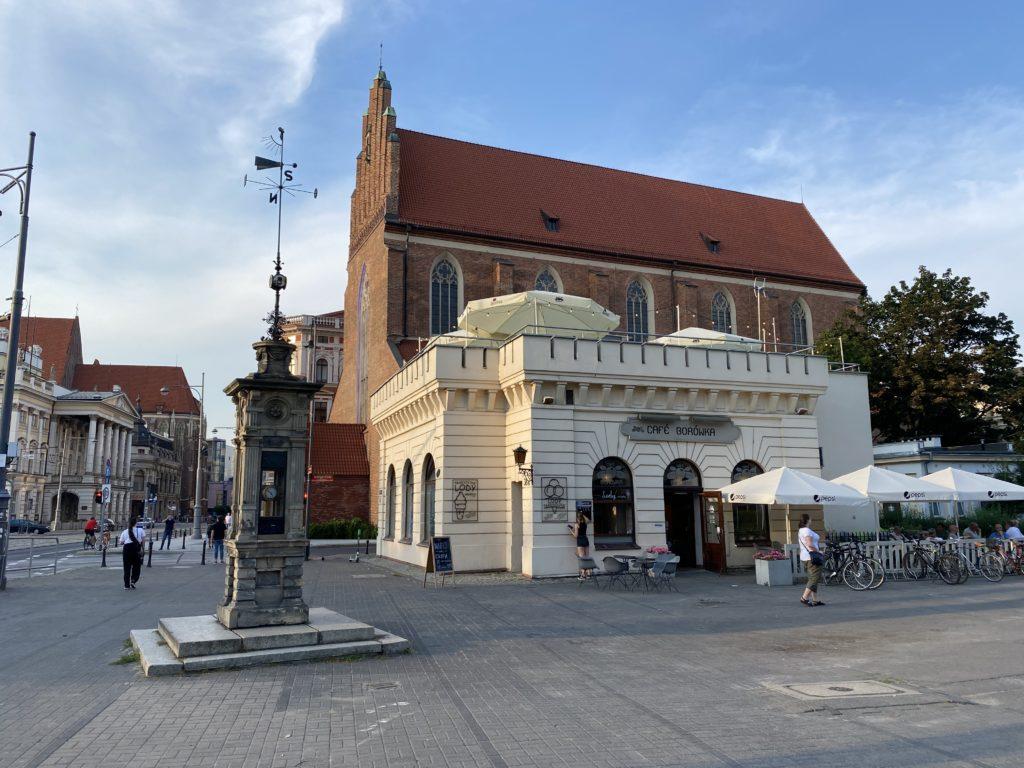 Cafe Borówka Wroclaw