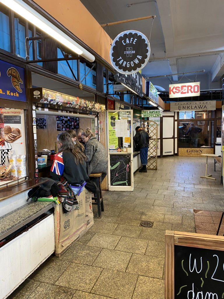Cafe Targowa Wroclaw