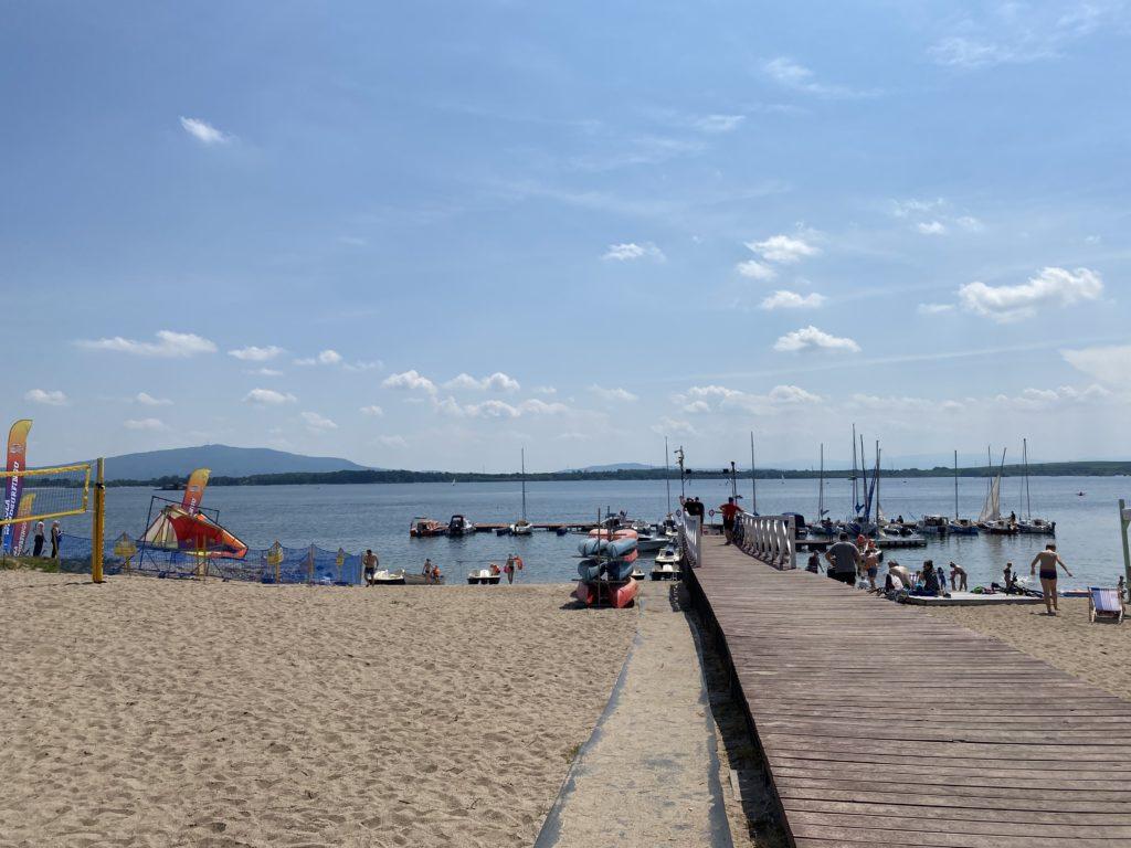 Mietków Lake