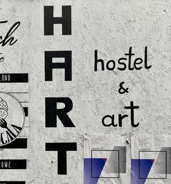 Hart hostel wroclaw