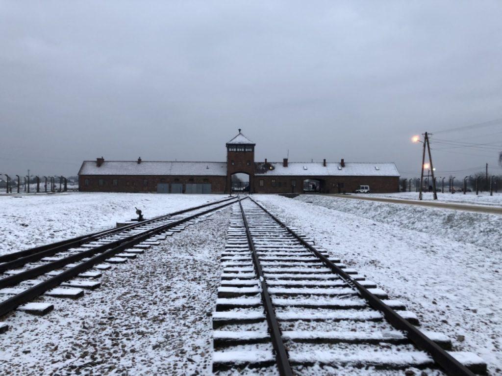 Wroclaw to Auschwitz