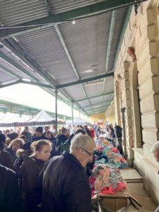 Flea Market in Wroclaw