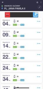 Tram in wroclaw app