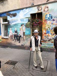 Street Art in Wroclaw Nadodrze