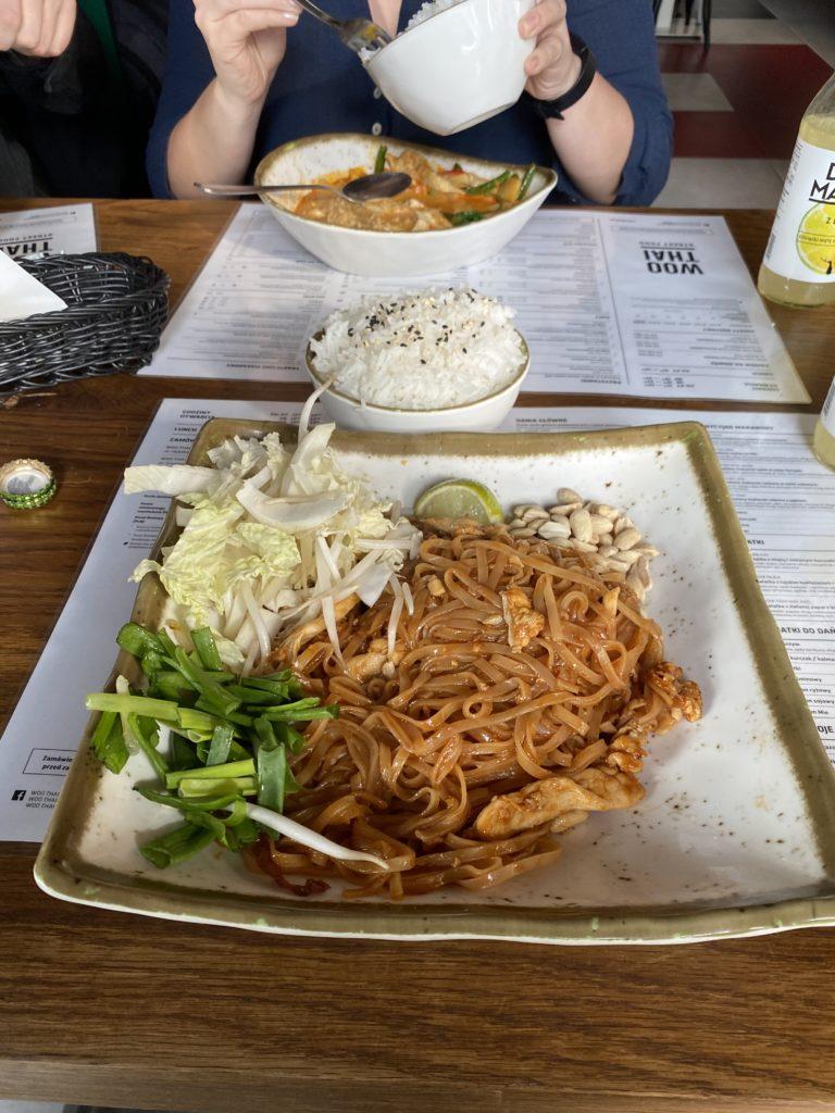 Woo Thai Street Food Wroclaw