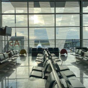 Airport Wroclaw Breslau