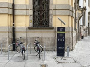 Bicycle rent in wroclaw