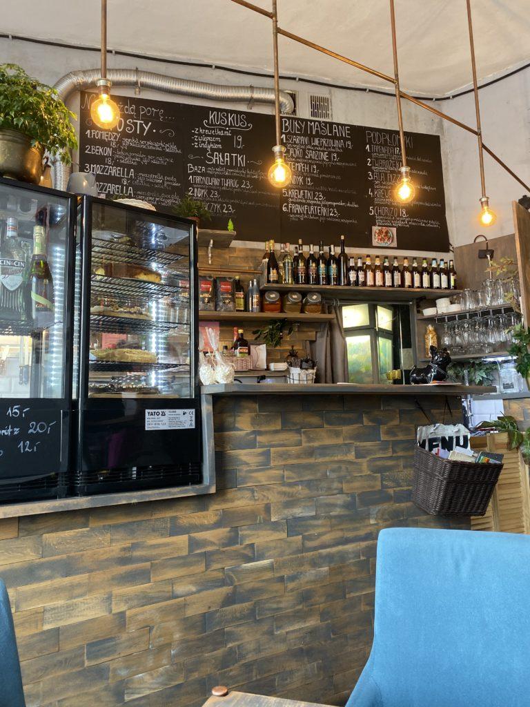Pomiedzy Cafe in Breslau