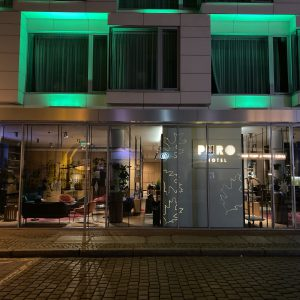 Pure hotel wroclaw