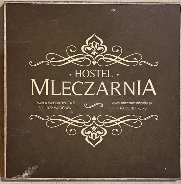 Hostel Mleczarnia