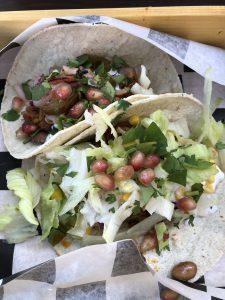 Tacos locos in Breslau