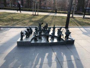 Dwarfs in Wroclaw Orchestra