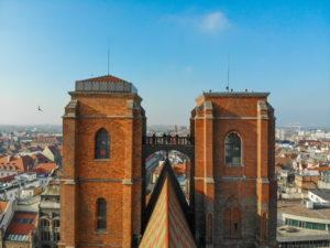 Penitents bridge wroclaw
