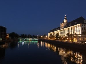 Wroclaw in September