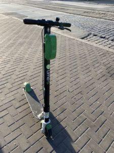 Scooter in Breslau