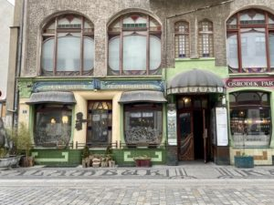 Art Cafe Kalambur Breslau