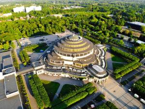 Centennial Hall Wroclaw