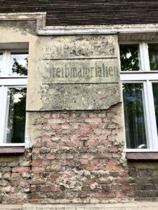 Schreibmaterialien Wroclaw Breslau Nadodrze