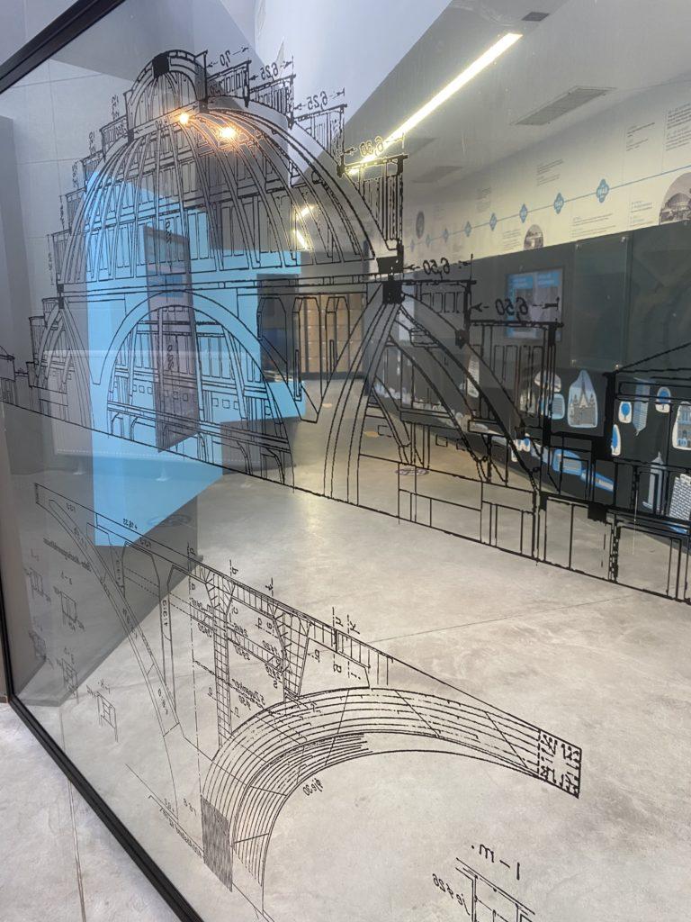 Exhibition Wroclaw Centennial Hall