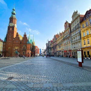 Wroclaw Old Town Rynek