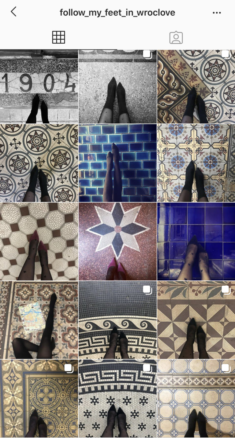 Instagram Profile follow_my_feet_in_wroclove