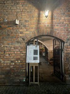 Former Prison Bar Wroclaw