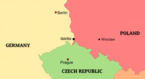 Where is Görlitz located?
