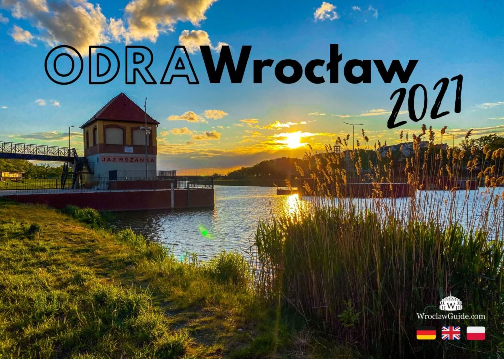 Oder Fluss Breslau Kalender 2021