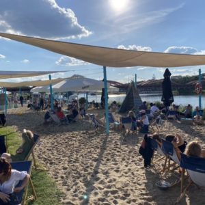 Basen Beach Bar Wroclaw