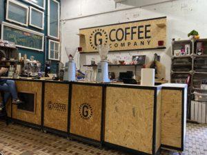 G Coffee Company Wroclaw