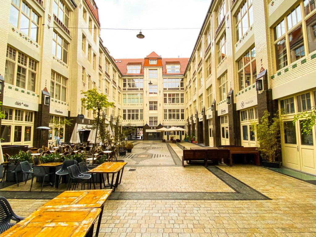 Pokoyhof Wroclaw