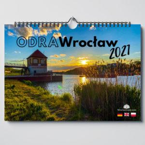 Oder Fluss Breslau 2021 Kalender