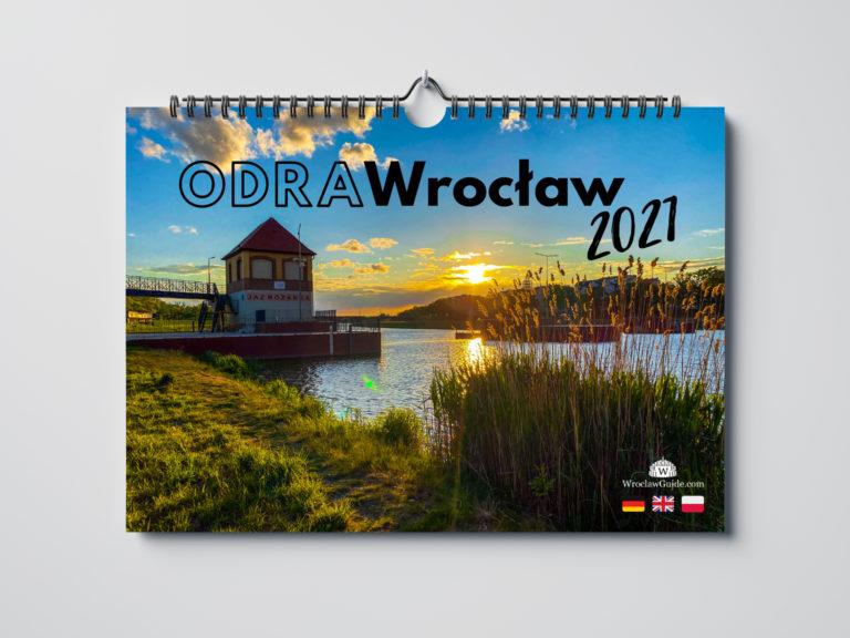 Wroclaw Odra Calendar 2021