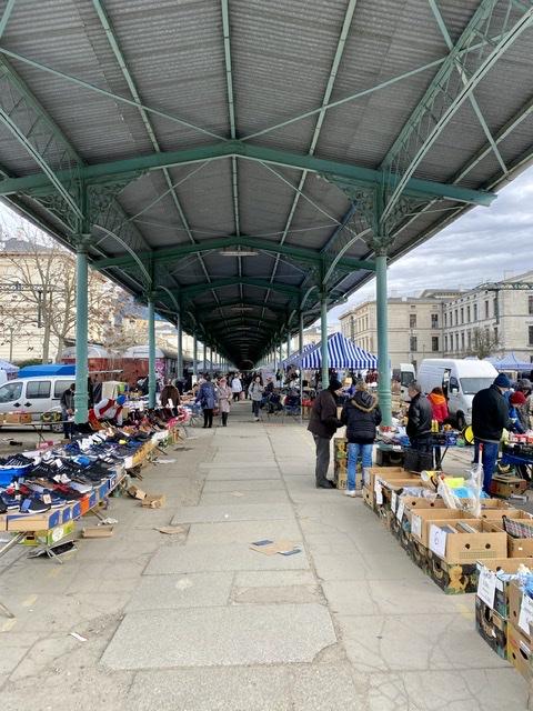 Swiebodzki Wroclaw Flea Market