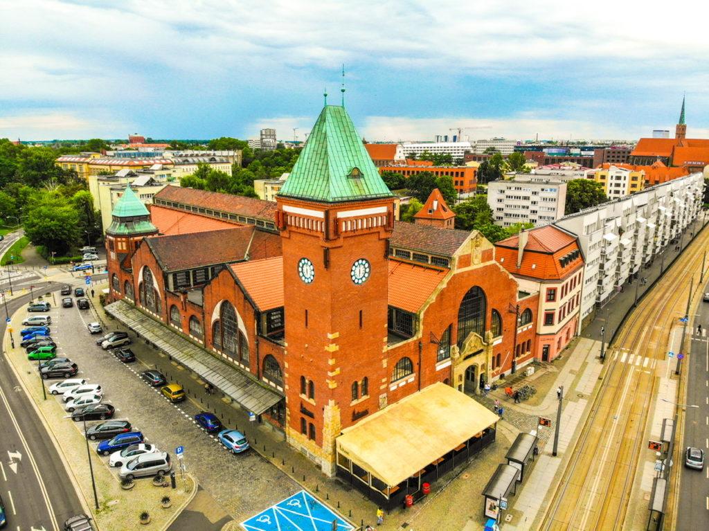 Hala Targowa Wroclaw