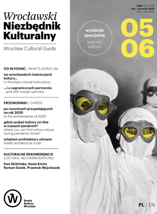 The cultural magazine of Wroclaw