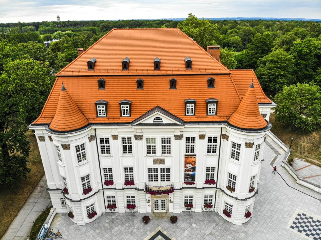Leśnica Castle Wroclaw