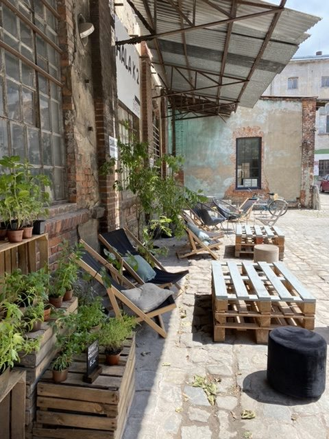 Bazar Dawna Pralnia Wroclaw