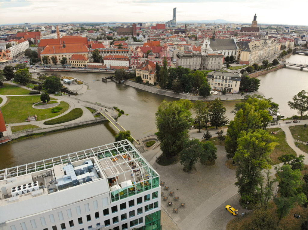Concordia Design Wroclaw Rooftop