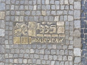 Wroclaw becomes Bohemian