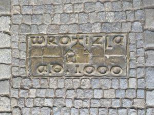 Wroclaw in Year 1000