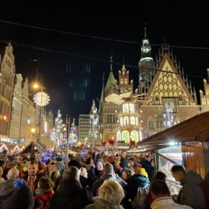 Christmas Market 2020 in Wroclaw