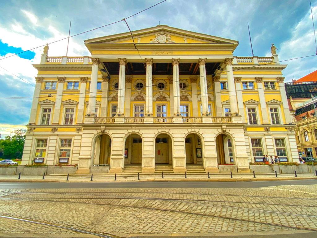 Die Oper in Breslau