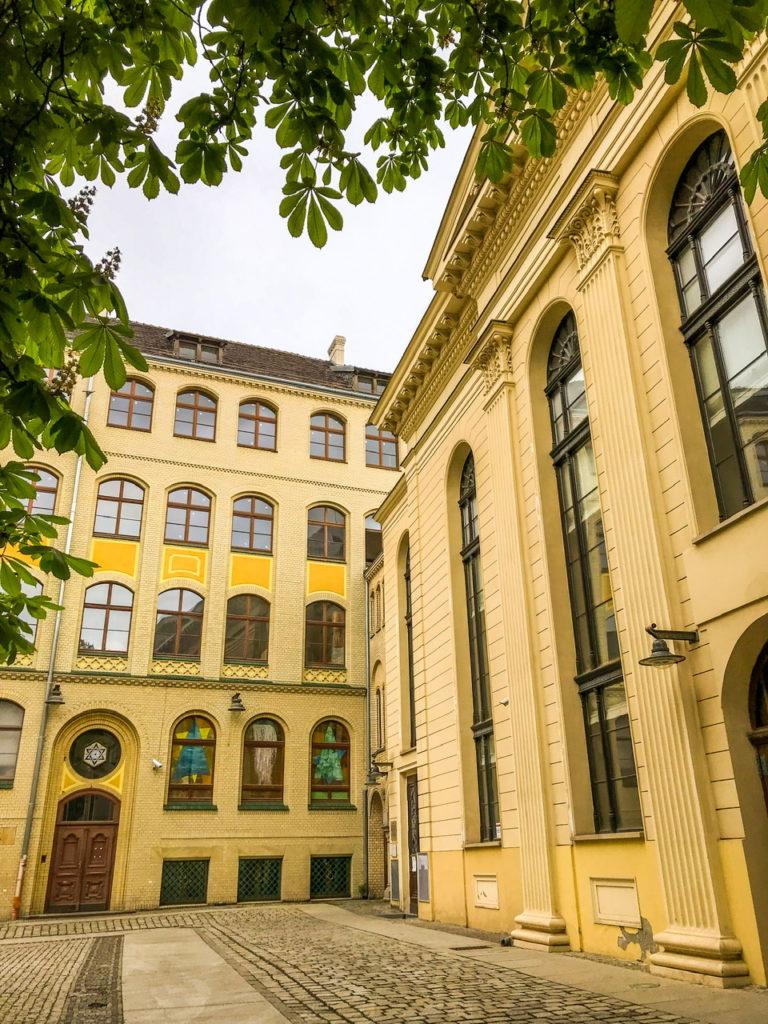 Die Synagoge Breslau