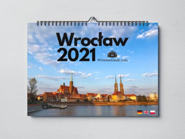 Breslau Wandkalender 2021 DIN A4