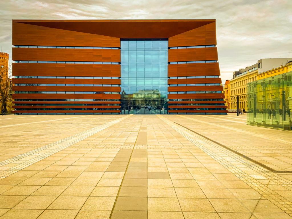 Das Nationale Musikforum Breslau