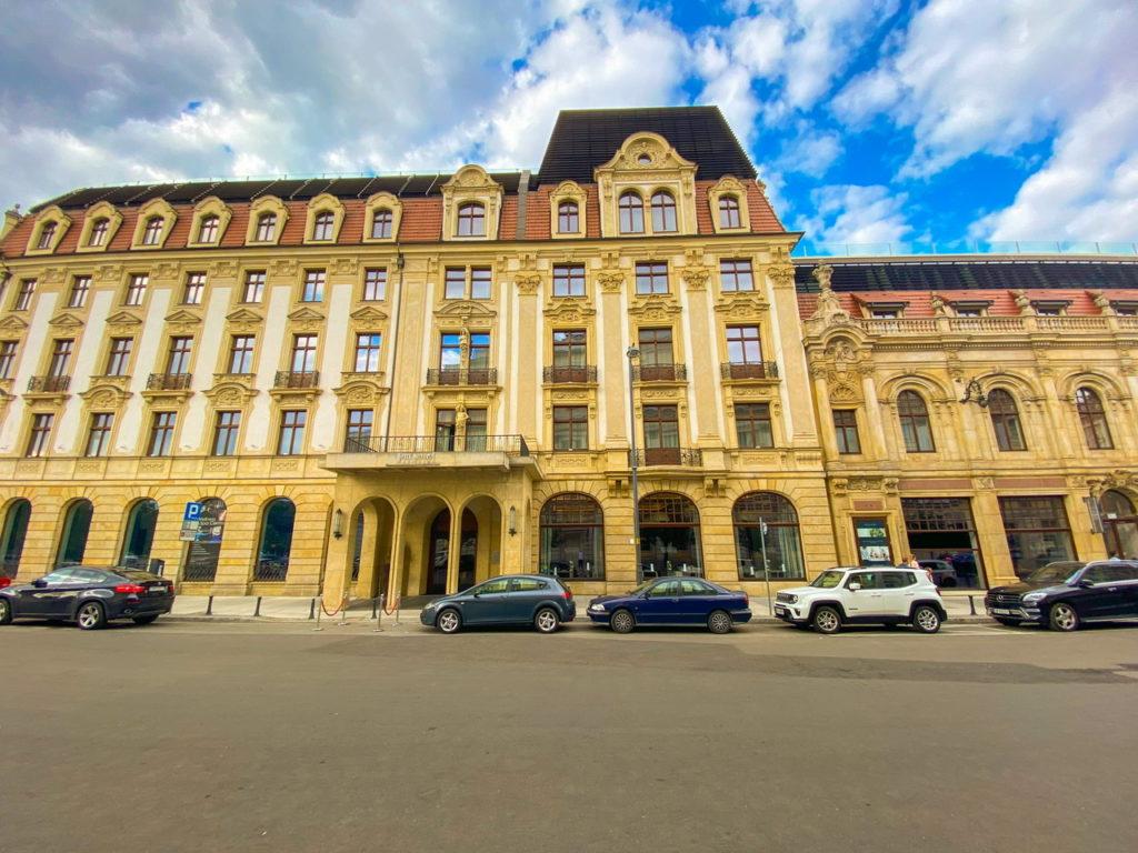 Hotel Monopol in Breslau