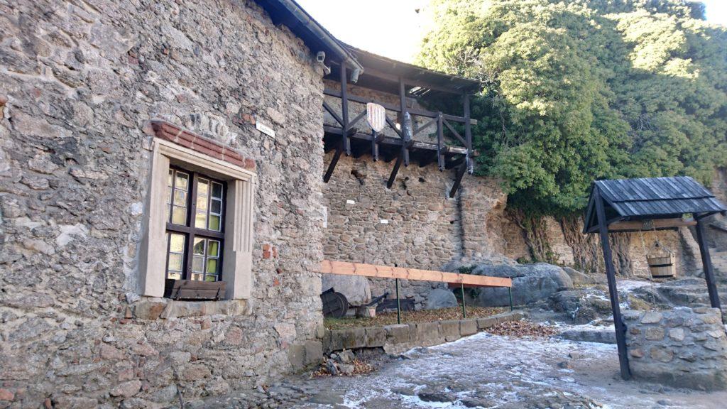 Chojnik Castle Ruins